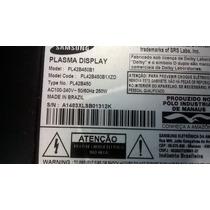Peças E Partes Para Tv De Plasma Samsung Modelo Pl42b450b1