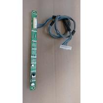 Placa Sensor Remoto Fe266wj Sharp Lc46r54b