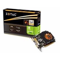 Placa De Video Nvidia Geforce Gt 730 2gb Ddr3 128bit 96 Cuda