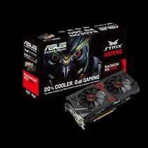 Placa Vídeo Asusradeon R9 380 4gb Ddr5 256bits Mania Virtual