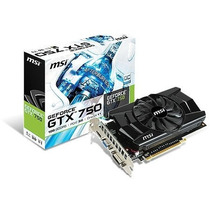 Placa De Video Nvidia Geforce Gtx 750 Oc Edition 1gb Gddr5
