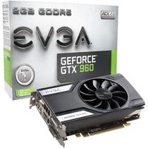 Geforce Evga Gtx Entusiasta Nvidia Gtx 960 Acx 2gb - Retira