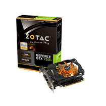 Geforce Zotac Gtx 750ti 1gb Ddr5 128bits Zt-70603-10m