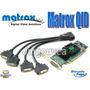 Matrox Qid Pci Ou Pciex Para 4/8 Monitores Videowall Forex
