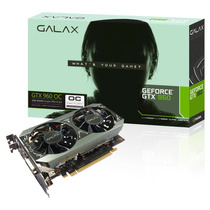 Vga Galax Nvidia Geforce Gtx 960 128 Bits Oc 2gb Pci-e 3.0