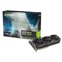 Geforce Zotac Gtx Nvidia Zt-90502-10p Gtx 980ti 6gb Ddr5