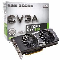 Evga Geforce Gtx 960 Acx2.0 2gb Gddr5 Placa Vga 3d Nvidia Nf