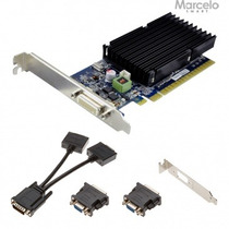 Placa De Vídeo Pny Geforce 8400gs 1gb 64 Bits Sem Juros