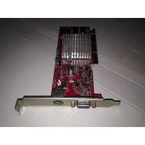 Placa De Video Agp Geforce Mx4000 64mb 64bits