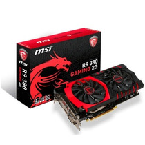 Placa Vga Marca Msi Amd Radeon R9 380 2gb Gaming - Sem Juros
