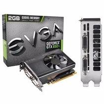 Placa De Vídeo Evga Geforce Gtx650 Ti 2gb Ddr5 128 Bits