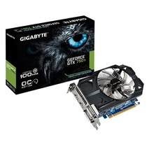Geforce Gigabyte Nvidia Gtx-750ti 1gb Ddr5 128bits Gv-n75to