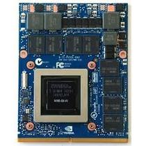 Geforce Gtx 880m 8gb Para Alienware M18x R2 18 17 Msi Clevo
