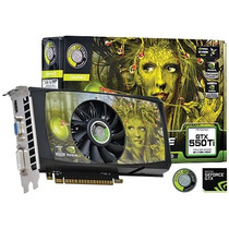 Placa De Video Geforce Gtx550 Ti Pci Express 1gb Gddr5