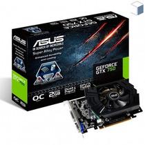 Vga Geforce Gtx 750 2gb Asus Gddr5 2gb 128 Bit Cuda Core 512