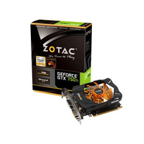 Geforce Zotac Gtx Performance Nvidia Gtx 750ti 1gb Ddr5 128