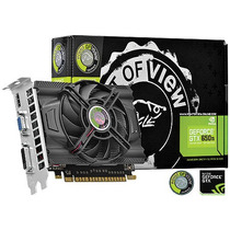 Placa De Vídeo Geforce Gtx650ti 1gb 128 Bits Point Of View