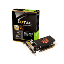 Geforce Zotac Gtx Performance Nvidia Gtx 750 Low Profile 1g