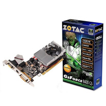 Placa De Video Zotac Geforce 8400gs Produto Novo..
