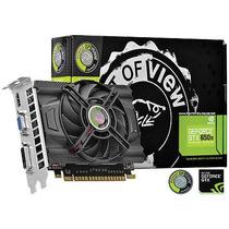 Placa Video Geforce Gtx 650ti 1gb Ddr5 128 Bits Gtx650ti Pov
