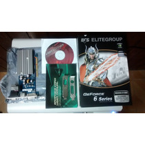 ## Placa De Video Nvidia Geforce 6200 Agp Dvi Tv Out ##