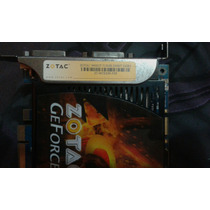 Placa De Vídeo Geforce Gt 9600gt Ddr3 256 Mb