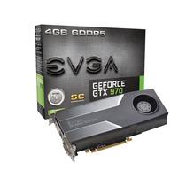 Geforce Evga Nvidia Gtx 970 Superclocked 4gb 256 Bits Gtx97