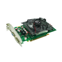 Placa De Video Pci-e Nvidia 9800gt 1gb Ddr3 256 Bits Evga ®