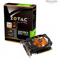 Placa De Vídeo 1gb Nvidia Gtx 750ti + Nf-e 128 Bit S/ Juros