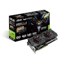 Placa De Vídeo Asus Strix Gtx980 4gb 256bit Oc Mania Virtual
