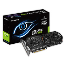 Placa De Vídeo Gigabyte Geforce Gtx 980 4gb