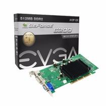 Placa De Vídeo Geforce 6200