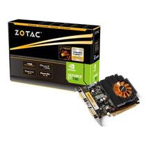 Placa De Video Zotac Geforce Nvidia Gt 730 1gb Ddr3 128bits