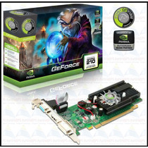 Placa De Vídeo Geforce Gt210 1gb Ddr3 Nvidia C/dvi-hdmi