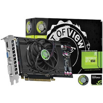 Placa De Video Geforce Gtx 650 1gb Gddr5 128 Bits Pov