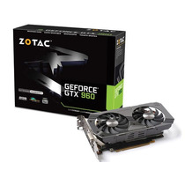 Placa De Video Nvidia Zotac Gtx 960 2gb Ddr5 128bits Geforce