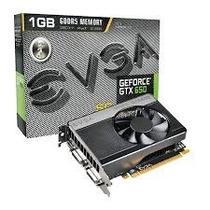 Placa De Vídeo Evga Geforce Gtx650 1gb Sc Ddr5 128 Bits