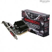 Placa De Video Xfx Hd5450 1gb Com Nf Transporte Grátis