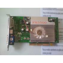 Placa De Video Ago Fx5500