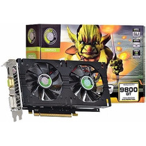 Placa De Video Geforce Nvidia 9800 Gt 1gb Ddr3 256 Bits Hdmi