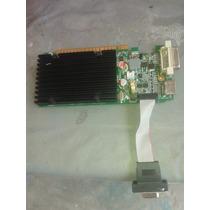 Placa De Vídeo Vga Evga Geforce 8400gs 1gb Ddr3 Pci-e 2.0 01