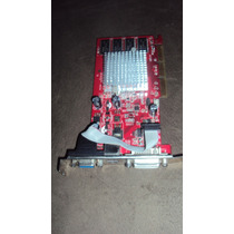 Placa De Video Mx4000 Agp 8x 128mb Barato Vga Dvi