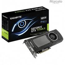 Placa De Vídeo 12gb Geforce Gtx Titanx 384 Bits + Garantia