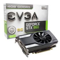 Placa De Vídeo Evga Geforce Gtx960 Sc 4gb Gddr5 Envio Grátis
