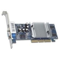 Placa De Vídeo Geforce Mx4000 Agp 128mb Vga S Video