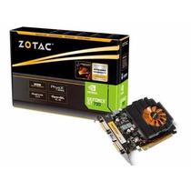 Placa Video Zotac Geforce Gt 730 2gb Ddr3 128 Bit Pci-exp