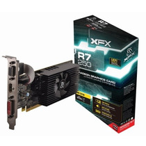 Vga Radeon R7 250e 2gb Xfx 3 Monitores Transporte Grátis