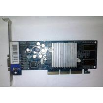 Placa De Video Xfx 128mb Geforce Fx5200