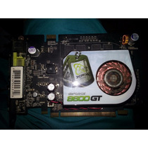 Placa De Vídeo Xfx Geforce 8600 Gt (com Defeito)