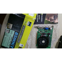 Placa Vídeo Pci Express Geforce 8500 Gt *defeito